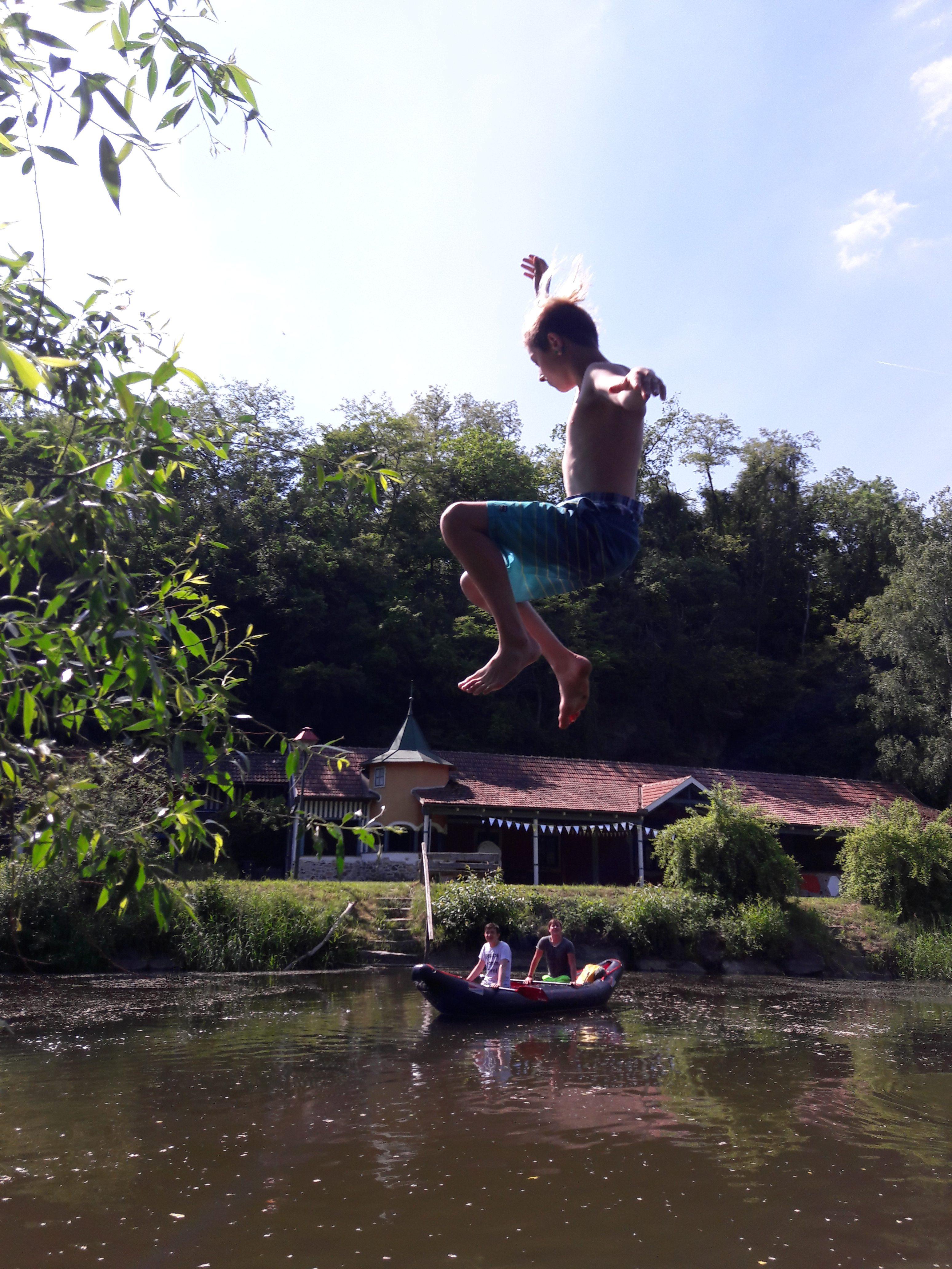Wassertour